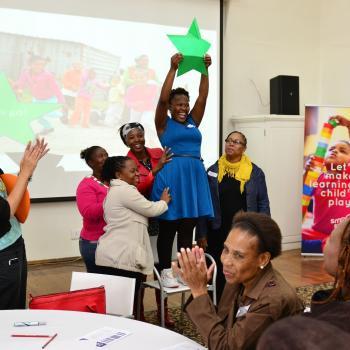 'SmartStarters Unite' in Johannesburg – bringing the first 60 franchisees together!