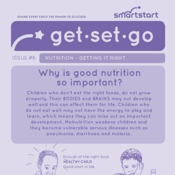 SMARTSTART GET-SET-GO #6